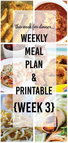 Free Printable Meal Plan - What's For Dinner? Monthly Meal Planning, Budget Meal Planning, Meal Planning Printable, Meal Planner, Budget Meals, Healthy Cooking, Cooking Recipes, Healthy Recipes, Meal Prep Plans