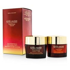 Nutritious Vitality8 Day & Night Radiance: 1x Radiant Moisture Creme 50ml/1.7oz 1x Night Radiant Overnight Creme/Mask 50ml/1.7oz Ideal both for personal use & as a gift