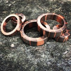 #handmade #ring #superconductor #copper444 #beads