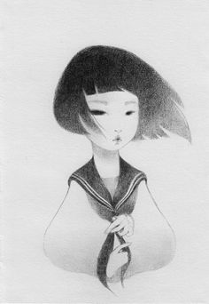 shardula:  original drawings by May Ann Licudine a.k.a. Mall See...