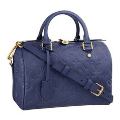 Louis Vuitton Monogram Empreinte Speedy Bandouliere 25 M40792 - €149.15  Louis Vuitton Monogram ad48248dadb19