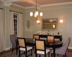 Olivia's dining room