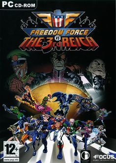 Freedom Force vs the 3rd Reich PC