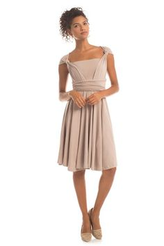 Essential Infinity Dress in Atmosphere by Synergy Organic Clothing e2906a6e4aa8