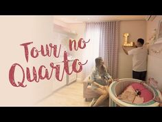 Tour no quarto da #babyLaura (com bônus!!!) - YouTube
