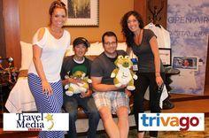 @TravelingMurphy at #TMShowcase2014 #TMLakeCharles #trivago
