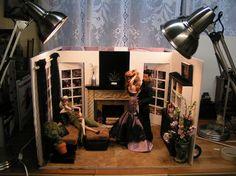 Doll Divas - Diorama Portfolio how yo
