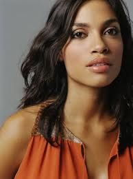 "Rosario Dawson.....   Ultra cool and fine as all ""get out""  :)"