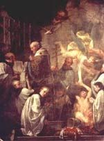 St. Gregory the Great first popularized the Gregorian Masses.