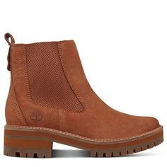 Shop Women's Courmayeur Valley Chelsea Rust today at Timberland. The official Timberland online store. Free delivery & free returns.