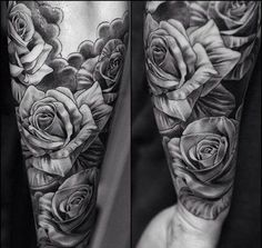 Black Grey Rose Tattoos Rose Tattoos Black And Grey Black And Grey inside measurements 1024 X 969 Black Grey Rose Sleeve Tattoo - If you're considering Black And Grey Rose Tattoo, Black And Grey Tattoos For Men, Rose Tattoos For Men, Trendy Tattoos, Black Roses, Sleeve Tattoos For Men, Flower Tattoo Sleeve Men, Wrist Tattoos For Guys, Forearm Tattoo Men