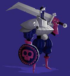 PINK Stuff — Some random Knights…