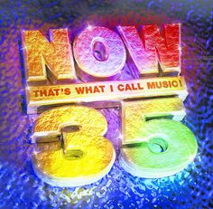 NOW That's What I Call Music 35