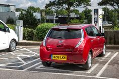More electric charging stations than fuel stations by 2020