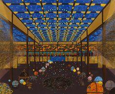 Michiko Itatani — Linda Warren Projects: Fine Art Gallery