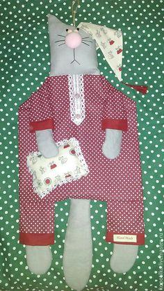 Купить Пижамница Кот - Пижамница, подарок ребенку, практичный подарок, уютная детская, полезная игрушка