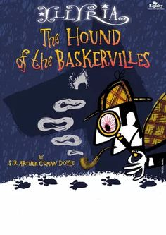 The Hound of the Baskervilles - outdoor theatre by Illyria - EventsnWales, The original and greatest literary detective of them all, Sherlock Holmes. Outdoor Theatre, Arthur Conan Doyle, First Story, Community Events, Sherlock Holmes, Detective, Wales, Novels, Ceramics