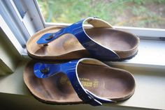 Dirty Hippie's Guide to Cleaning your Birkenstocks