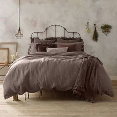 Product Image for Wamsutta® Vintage Linen Duvet Cover 1 out of 3