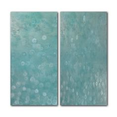 Found it at Wayfair - Oversized Abstract 2-Piece Canvas Wall Art