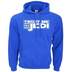 STAR WARS Men Sweatshirts Trust Me I'm a Jedi knight hoodies men autumn winter newest fashion hooded men sudadera hombre