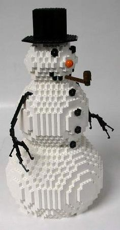 A Very Merry and Happy Holidays To All My Fellow Lego Enthusiasts! Sharing in the Lego Holiday Love!