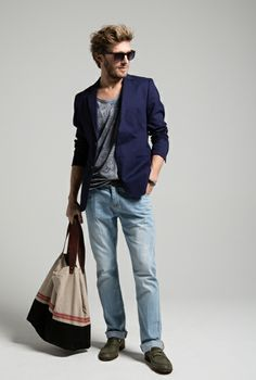 Man's collection : summer 2014