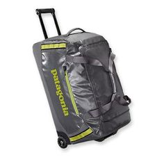Sturdy Luggage for the trek to your destination