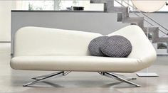 New Modern Sofa Bed Called Papillon by Bonaldo