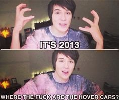 Dan Howell danisnotonfire YouTube this was the first dan video I ever saw oh the memories