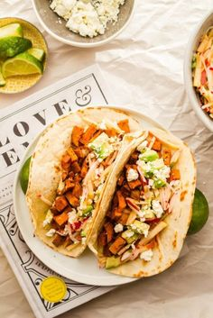 Sweet Potato Tacos | Community Post: 10 Vegetarian Tacos That Will Change Your Life