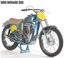 1: THE MOST IMPORTANT MOTOCROSS BIKES OF THE EARLY ERA: The Albin-powered Monark has the most varied history of any motocross bike ever made. It was an incredible machine and spawned its own competition. Monark was the first Swedish manufacturer to get involved in Grand Prix motocross, starting in the late 1950s....