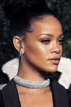 """smokingsomethingwithrihanna: """" British Fashion Awards In London (Dec. 1) """""""