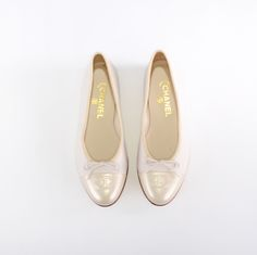 Chanel Ballet Flats | Shop Second-hand designer fashion at Union & Fifth