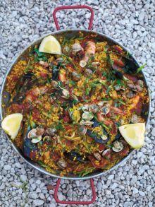 Moroccan Style Lamb Burgers | Lamb Recipes | Jamie Oliver Recipes