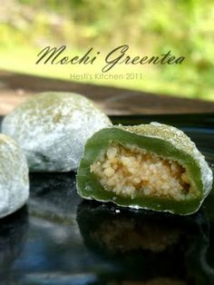 HESTI'S KITCHEN : yummy for your tummy: Aneka Mochi...