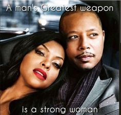 Be strong woman, be strong...above all else, be his PEACE.