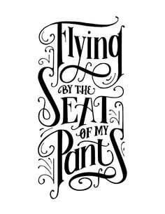 Hand Lettering by Mary Scarlett Greenway