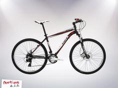 Si buscas ponerte a prueba y desafiar las rutas de montaña de dificultad media y alta, la BH Spike es tu bici! Encuéntrala desde S/. 2,500 ¿Qué esperas? Ven a Motion hoy a probarla.