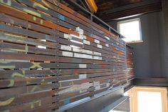 Raw urth, steel, KBIS, New Orleans, NKBA, fireplace, railings, outdoor, interior design, eco friendly, green