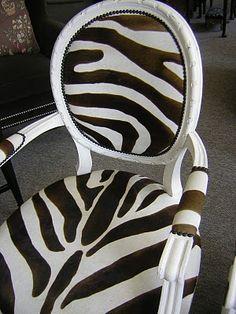 oly studio faux zebra - Oly Furniture Sale