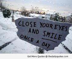 Smile Once A Day