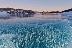 Khuvsgul lake, Mongolia  Natural Art