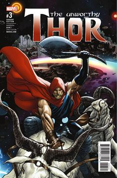 Preview: The Unworthy Thor #3, Story: Jason Aaron Art: R.B. Silva Cover: Olivier Coipel Publisher: Marvel Publication Date: January 4th, 2017 Price: $3.99 The Odin..., #All-Comic #All-ComicPreviews #Comics #JasonAaron #Marvel #OlivierCoipel #previews #R.B.Silva #TheUnworthyThor