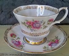 Royal Albert Pale Blue Reverie Tea Cup & Saucer Set