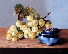 Painting Still Life, Arches, Vegetables, Fruit, Food, Staircases, Gates, Vineyard, Objects