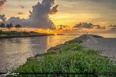 South Inlet Park Boca Raton Beach Florida