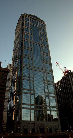 77 West Wacker Drive, Chicago Konzern-Zentrale