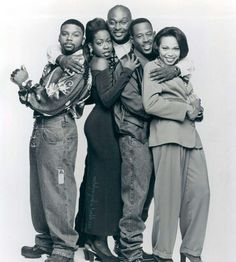 Martin cast ( August 1992 to May Carl Anthony Payne II as Cole Brown, Tichina Arnold as Pamela James, Thomas Mikal Ford as Tommy Strong, Martin Lawrence as Martin Payne, and Tisha Campbell as Gina Waters-Payne Black Love, Black Is Beautiful, Beautiful People, Movies Showing, Movies And Tv Shows, Black Sitcoms, Martin Show, Martin Lawrence Show, Martin And Gina