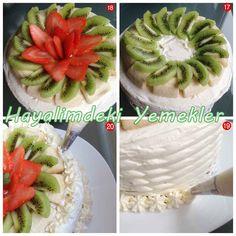 değişik pastalar